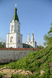 Ryazan , Russian city Stock Images