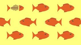 10 ryba ilustracji
