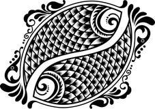 Ryba royalty ilustracja