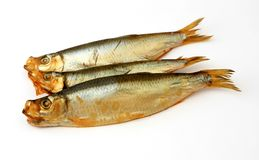 ryba dymiąca Obrazy Stock