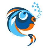 Ryba od raf koralowa Zdjęcie Royalty Free