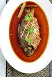ryba smażący kumberland Obraz Stock