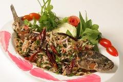 Ryba z ziele Zdjęcie Royalty Free