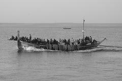 rybacy fotografia stock