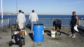 Rybacy Fotografia Royalty Free