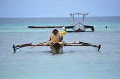 Rybacy, Zanzibar Zdjęcie Royalty Free