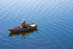 rybak Fotografia Royalty Free