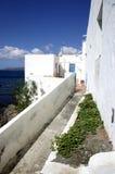 rybak Lanzarote jest w domu obraz royalty free