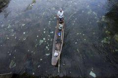 Rybak W Gayo średniogórzu zdjęcie royalty free