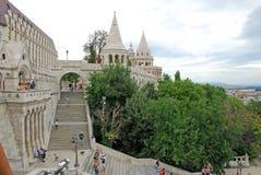 Rybaka bastion w Budapest Obraz Stock