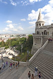 Rybaka bastion w Budapest, Węgry Zdjęcia Stock