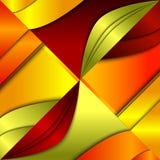 Rybi abstrakta skład Zdjęcia Stock