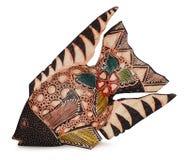 rybi drewniany Obraz Royalty Free