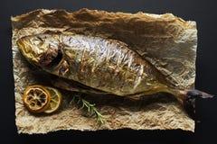Rybi jedzenie Obraz Stock