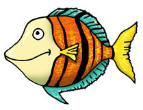 rybi ostry ilustracji