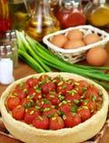Rybi pasztetowi i czereśniowi pomidory Zdjęcie Royalty Free