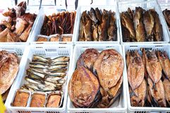 rybi rynek Zdjęcia Royalty Free