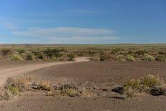 Rybi Rzeczny jar - Namibia, Afryka Obrazy Royalty Free