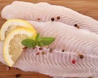 rybi surowy Zdjęcie Royalty Free