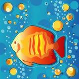 rybi tropikalny royalty ilustracja