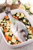 rybi warzywa Zdjęcia Stock