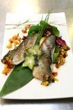 rybia pieczeń Zdjęcie Stock