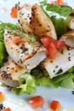 rybia sałatka Zdjęcie Stock