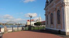 Rybinsk stock footage