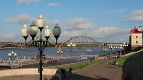 Rybinsk απόθεμα βίντεο