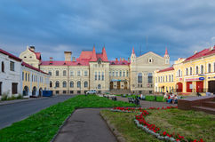Rybinsk stan architektoniczny i sztuki rezerwa, R Zdjęcie Royalty Free