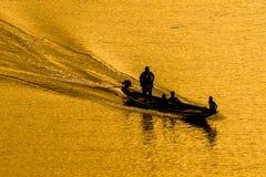 Rybołówstwo łódź obrazy stock