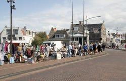 Rybołówstwo festiwal w Harlngen fotografia royalty free