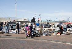 Rybołówstwo festiwal w Harlngen zdjęcie stock