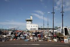 Rybołówstwo festiwal w Harlngen zdjęcie royalty free