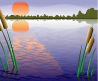 rybołówstwo strefa royalty ilustracja