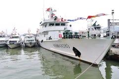 Rybołówstwo administraci statek Fotografia Stock