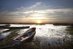 rybołówstwo wody Obrazy Stock