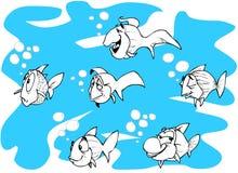 ryby ilustracji