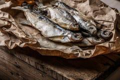ryby suszone Obraz Royalty Free