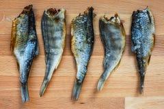 ryby suszone fotografia royalty free