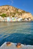 ryby tradycyjną wioskę Klima, Milos Cyclades wyspy Grecja Zdjęcia Royalty Free
