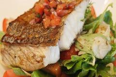 ryby z grilla Zdjęcia Stock