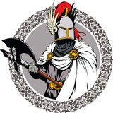 rycerz royalty ilustracja