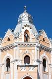 Rycerz przy wierzchołkiem Zdjęcie Royalty Free