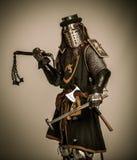 Rycerz w pełnej zbroi Zdjęcie Royalty Free