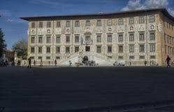 Rycerza kwadrat Normale i Scuola Obrazy Royalty Free