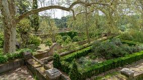 Rycerze klasztory Chrystus kasztel lub templariusz, szczegół, Tomar, Portugalia fotografia stock