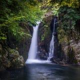 Rydal Falls in English Lake District Stock Photos