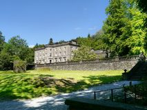 Rydal Hall Christian Centre, Lake District England Royalty Free Stock Photo