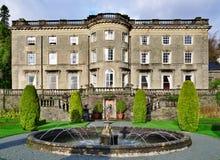 Rydal Hall, Rydal, district de lac, Cumbria, Angleterre image libre de droits